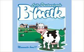 BMilk - Leite Pasteurizado